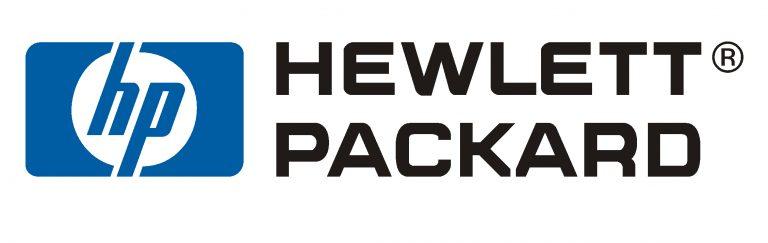 Font-HP-Logo